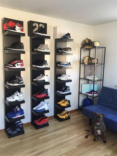 revamped  sneaker room   boy wanted