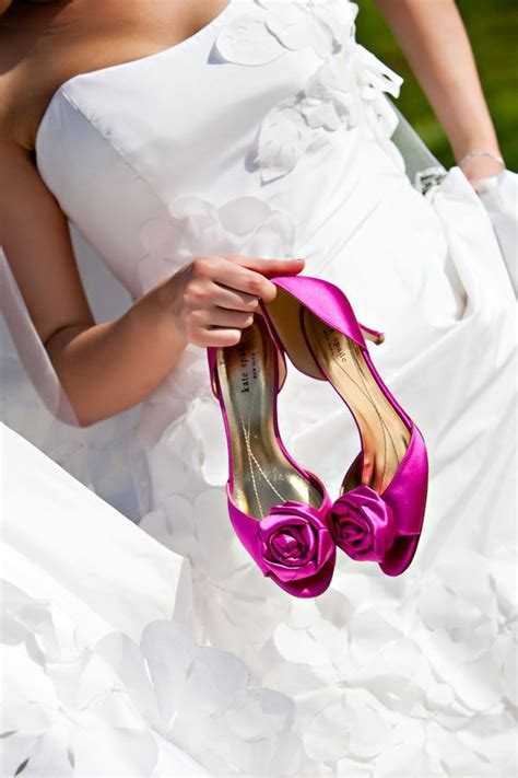 Kate Spade 9963 15 best images about fushia pink white wedding on