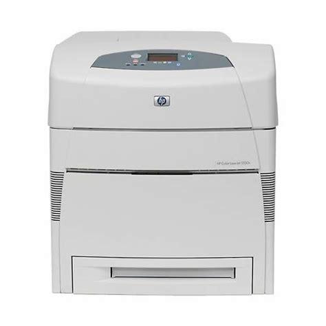 Printer Hp Color Laserjet 5550dn hp 5550dn color laser printer reconditioned