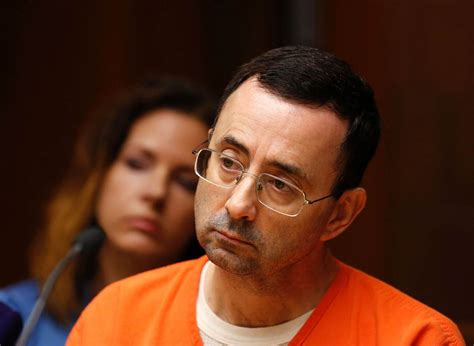 larry nassar gymnastics abuse dr larry nassar pleads guilty