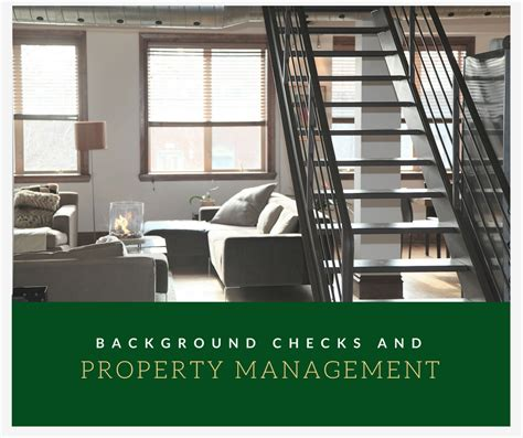 Property Background Check How Background Checks Can Be Used In Property Management