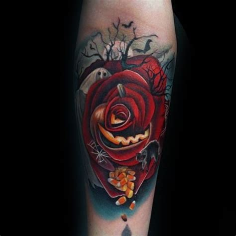 tattoo cartoon halloween 55 halloween tattoo designs nenuno creative