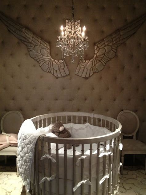 circle baby bed 25 best ideas about round cribs on pinterest baby cribs