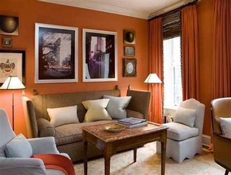 Burnt Orange Living Room Walls by The Burnt Orange Bedroom Wealth Abundance