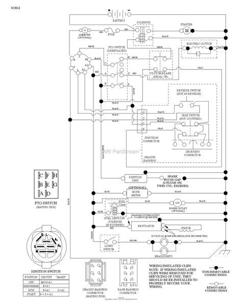 Husqvarna Yta24v48 96045005400 2015 07 Parts Diagram