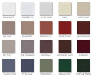 Pole Barn Metal Colors Tips For Choosing Your Metal Roofing Color Goedeker S
