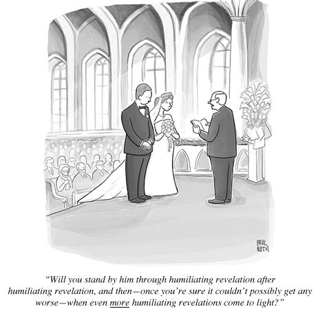 Wedding New Yorker by From The New Yorker Mockingbird