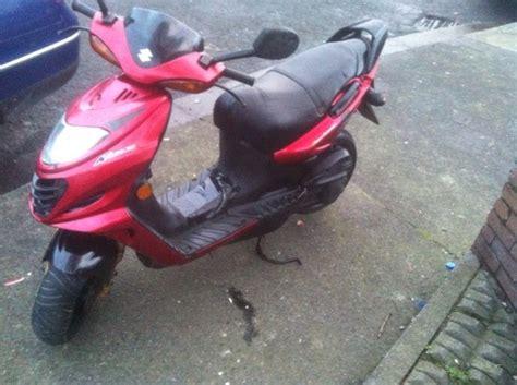 Suzuki Katana 50cc 2006 Suzuki Katana R 50cc For Sale In Fairview Dublin