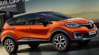 Renault Captur Usa India Spec Renault Captur 2018 Revealed Price Specs