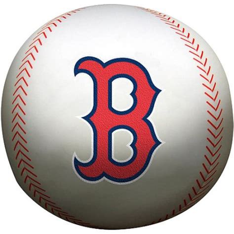 Boston Sox Pillow by Mlb Boston Sox 12 Quot Baseball Pillow Walmart