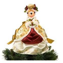 Tinkerbell Christmas Tree Topper - your wdw store disney christmas tree topper victorian minnie mouse