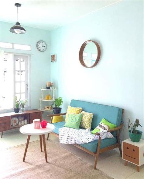 desain ruang tamu sederhana  keren abus rumah ruang