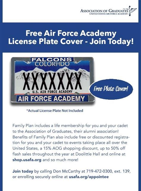 air academy license plate frame usafa license plate frame usafa webguy