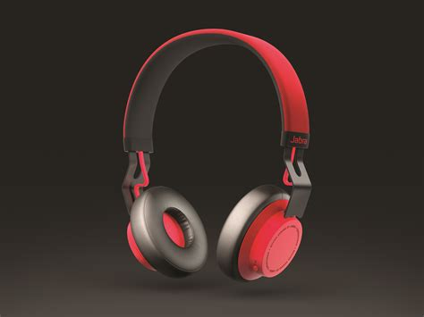 Jabra Move Cayenne Jabra Move Wireless Headphones Sloan Magazine