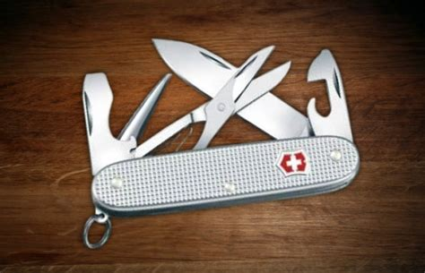 Swiss Army X sak aficionados relish victorinox s new pioneer x