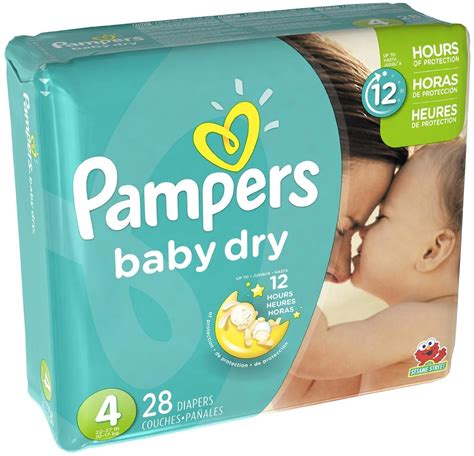 pampers baby dry diapers size    lb sesame street