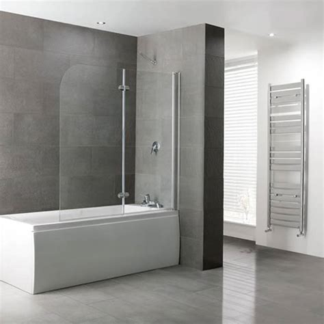 bi fold bath shower screen volente 1550 bi fold folding bath screen buy at