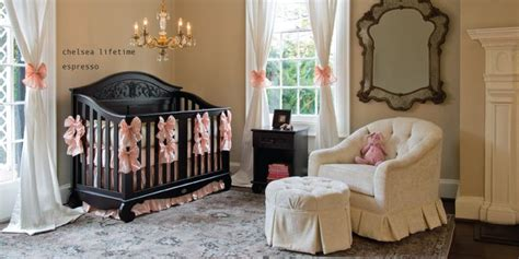 Tan Brown Light Pink Nursery Maybe Paint The Walls Grey Pink And Brown Nursery Decor
