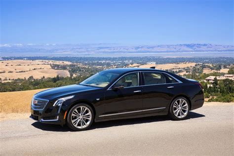 2019 cadillac self driving 2018 cadillac ct6 the future is now in self driving caddy