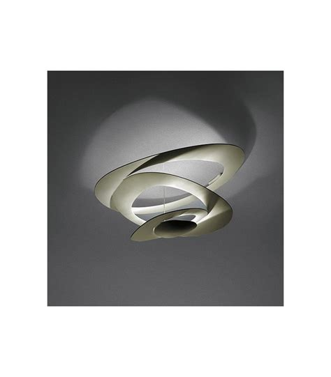 artemide pirce soffitto prezzo artemide pirce mini soffitto led gold plafoniere artemide