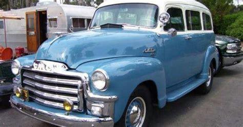 1954 gmc suburban 1954 gmc suburban cars trucks style