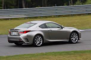 Lexus Rc 200t 2016 Lexus Rc 200t Headed To U S With Turbo Four Engine