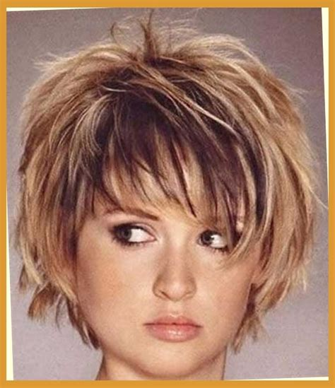 hair styles for round face big head 30 best short hairstyles for round faces short