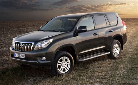 toyota prado change toyota kluger facelift coming q4 2010 no change to prado
