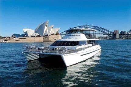 catamaran harbour cruise sydney morpheus sydney harbour cruises boat cruises sydney