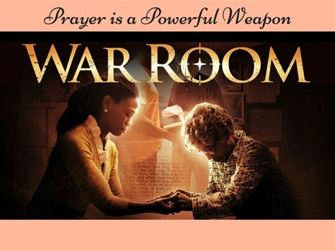 The War Room by War Room Prayer Is A Powerful Weapon Meadowbrook