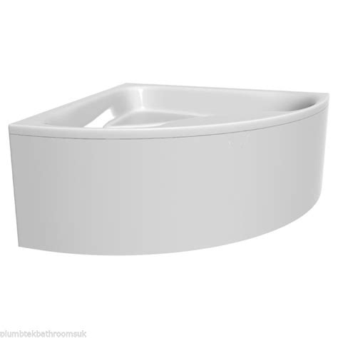 curved bathtub paris 1400mm luxury acrylic corner bathtub curved front