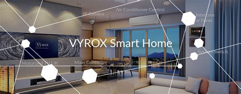 vyrox malaysia smart home automation systems