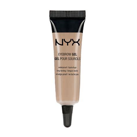 Nyx Eyebrow Gel Clear nyx professional makeup eyebrow gel 10ml feelunique