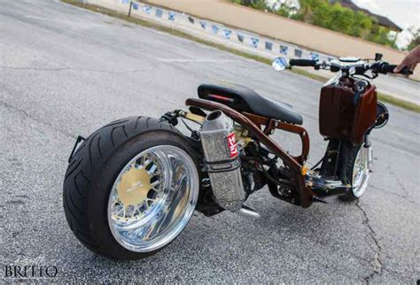 buy custom honda ruckus 49cc on 2040 motos