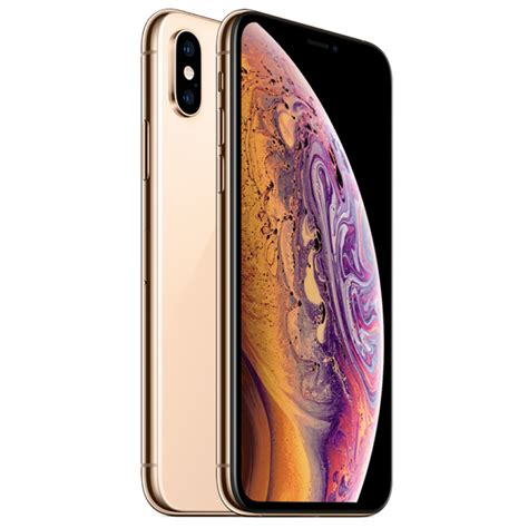 apple iphone xs 256gb 4g lte gold