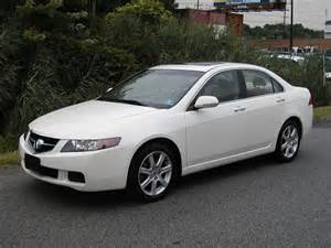 2004 acura tsx white cheap used cars for sale by owner