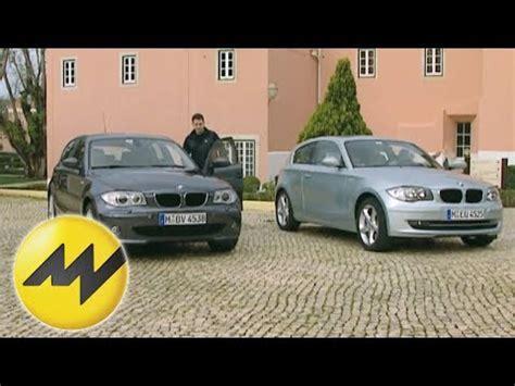 Bmw 1er Unterschied E81 Und E87 by Vergleich Bmw 120i Vs Bmw 120i Facelift Das Duell Alt