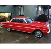 1963 Ford Falcon Sprint  Bring A Trailer