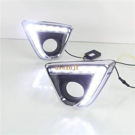 Drl Fog L by July King Led Daytime Running Lights Drl With Fog L