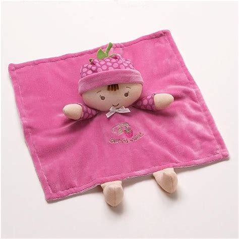 comforter toy for baby gund berry sweet dolly doll comforter blanket baby toy