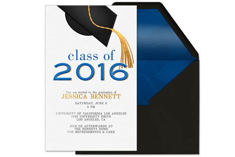design invitation graduation top 17 graduation invitations 2016 you can modify