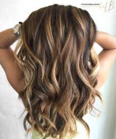 60 which shoo best for highlighted hair 60 looks with caramel highlights on brown and dark brown hair