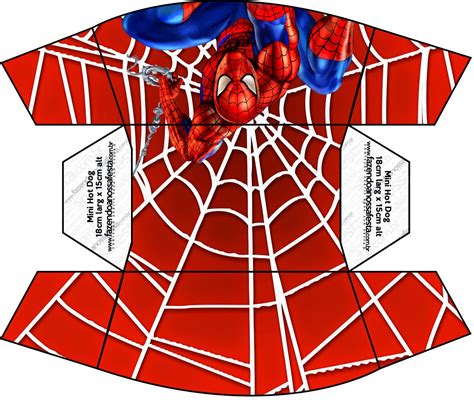 printable spiderman elf mask spiderman free printable boxes oh my fiesta in english