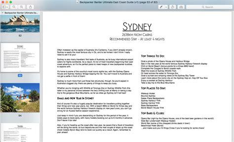 backpacker banter ultimate east coast australia guide