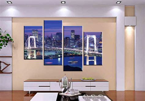 Great Home Decor Stores Aliexpress Buy 4p Sell Modern Wall Painting