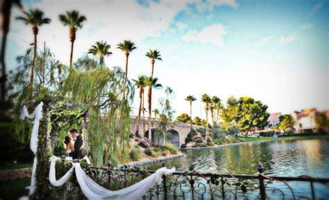 Las Vegas NV Wedding & Reception Venues   Lakeside