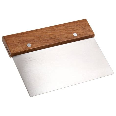 ateco bench scraper ateco bench scraper with wood handle