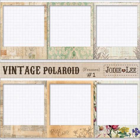 vintage polaroid jodie designs new digital product vintage polaroid