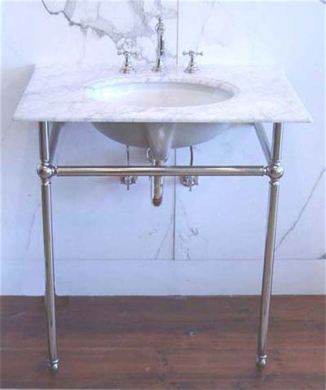 Bathroom Sink Consoles Bath Consoles Antique Bathroom Console Sink American