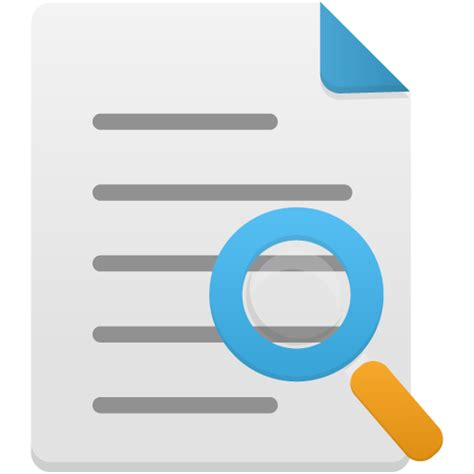 design icon file search file icon flatastic 10 iconset custom icon design